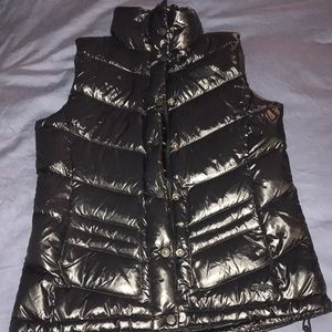 The north face fancy warm vest puffer